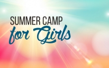 Summer Camp for Girls (July 13-15)