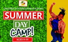 Summer Day Camp for Ages 8-16