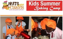 Kid's Summer Baking Camp 29th Jun - 29th Aug