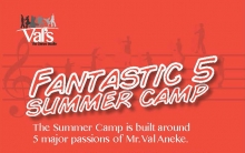 Summer Camp Programme - Fantastic 5